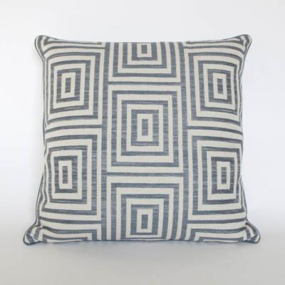 Geo Woven Pillow 1