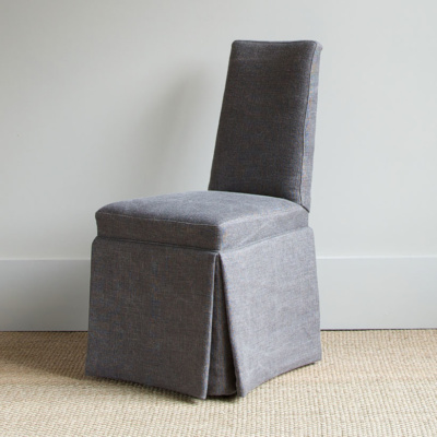 Cromwell Skirted Side Chair 3