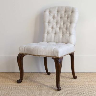 Ian Tufted Side Chair 6