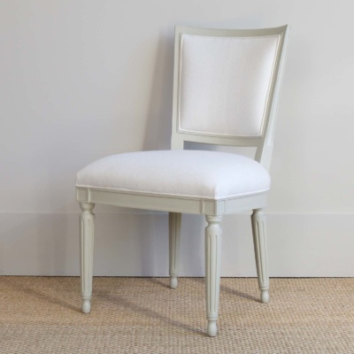 Velour Side Chair 6