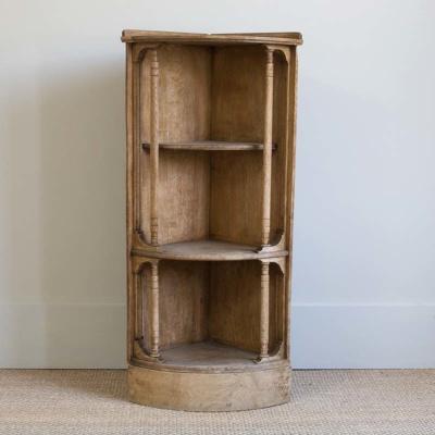 Corner Bookcase 4