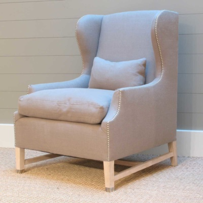 Lydia Wing Chair 1