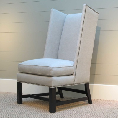 Linley Wing Chair 1
