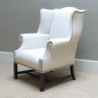 Caldwell Wing Chair 1