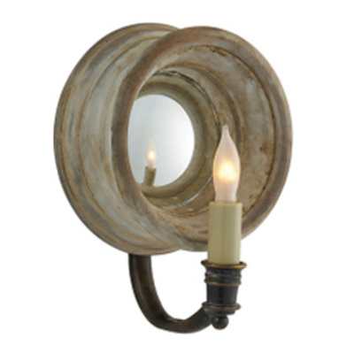 Calden Small Mirror Sconce