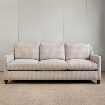 Antonio Exposed Leg Sofa