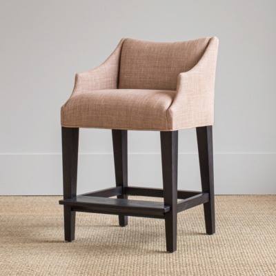 Arnett Upholstered Stool