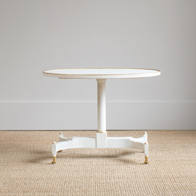 Baden Oval Side Table 6