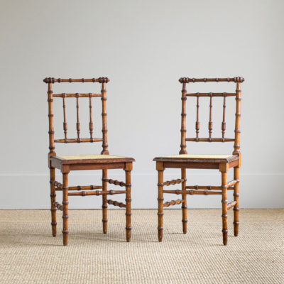 Bamboo Chair (Pair)