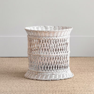 Belene Round Rattan Side Table Item