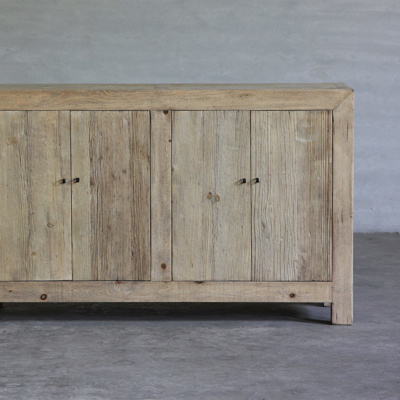 RECLAIMED WOOD BUFFET 8
