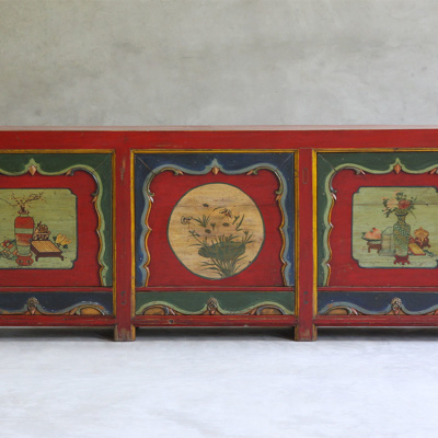 ANTIQUE QINGHAI BUFFET 34