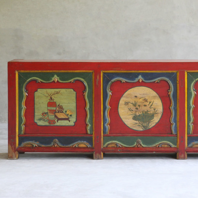 ANTIQUE QINGHAI BUFFET 18