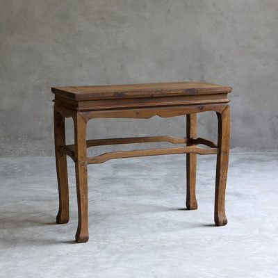 ANTIQUE WALNUT TABLE 7