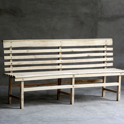 ANTIQUE BENCH 7