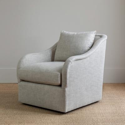 Marcel Low Profile Swivel Chair 1