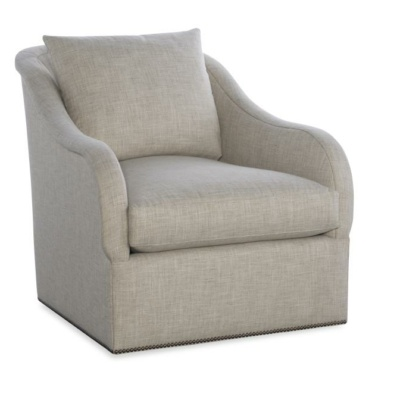 Marcel Low Profile Swivel Chair