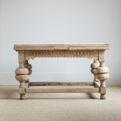 Oak Extension Table