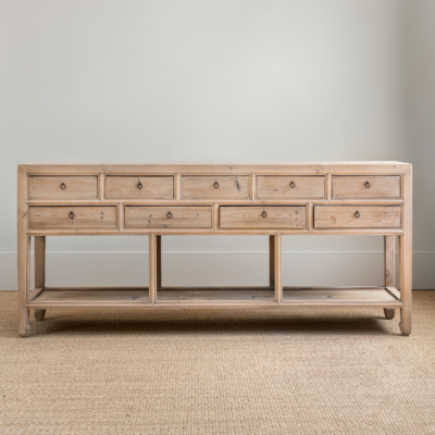 Reeddition Multi Drawer Console 18