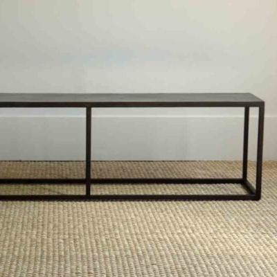 Retread Narrow Coffee Table