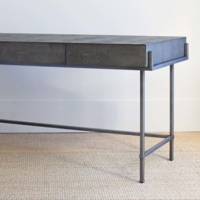 Simon Charcoal Desk