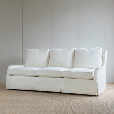 Walker Skirted Sofa 5