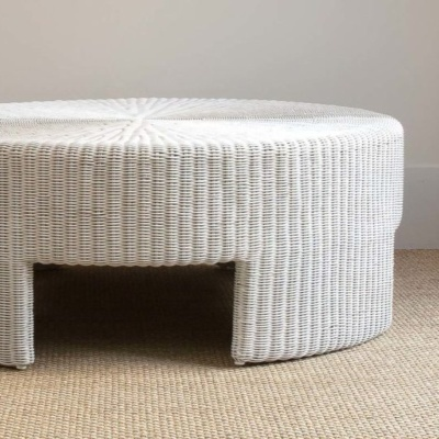 Winsor Rattan Coffee Table